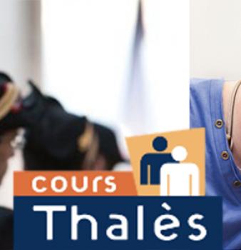 Connaissez-vous les Cours Thales ? Un partenaire pour votre réussite